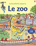 Le zoo - Autocollants Usborne