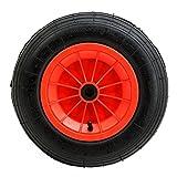 Schubkarren Rad Reifen Ersatzrad Kunststoff 4.80/4.00-8 100kg