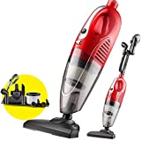 Handheld Vacuums Cordless, Chargeable Stainless Steel Putter Wet And Dry 12000pa Strong Suction