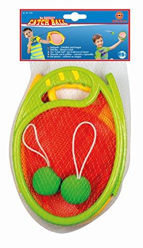 Unbekannt Paul Günther 1548 - Mc Squeezy Catch Ball, Drachen und Flugspielzeug, gelb/grün/orange