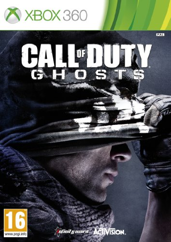 Call of Duty: Ghosts (Xbox 360)  available at amazon for Rs.859