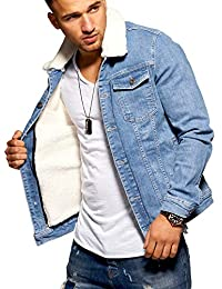 2175dca0d588 Suchergebnis auf Amazon.de für  jeansjacken herren  Bekleidung