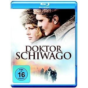 Doktor Schiwago [Blu-ray]