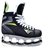 Graf Super 103 V2 Skate mit T - Blade System , Weite :R = Regular;Größe:10 = 44 2/3 -