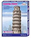 Annie 3D Puzzle Leaning Tower, Multi Col...