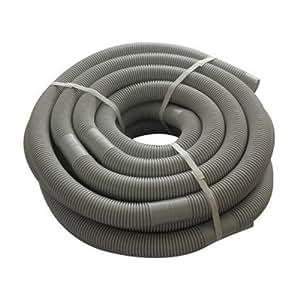 Schwimmbadschlauch 3,2cm Durchmesser 1m Länge für Pumpen und Filter Pools von Happy Hot Tubs
