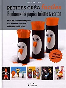 vignette de 'Rouleaux de papier toilette & carton (Natacha Seret)'