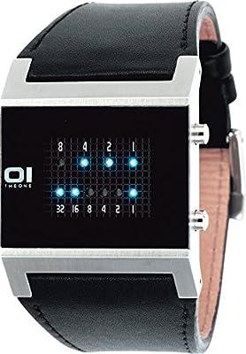 Binary THE ONE KT102B1 - Reloj de cuarzo para hombres, color negro de Binary THE ONE