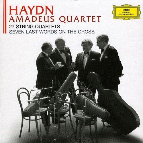 Haydn : 27 Quatuors à cordes (Coffret 10 CD)