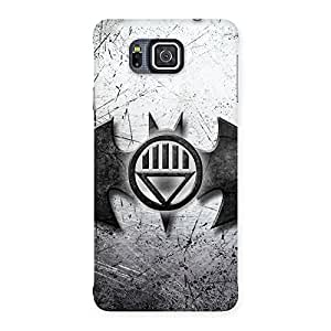 Ajay Enterprises Designer 101731 Printed Back Case Cover for Galaxy Alpha