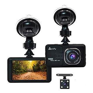 Accfly Car Dash Cam 1080P 3.0
