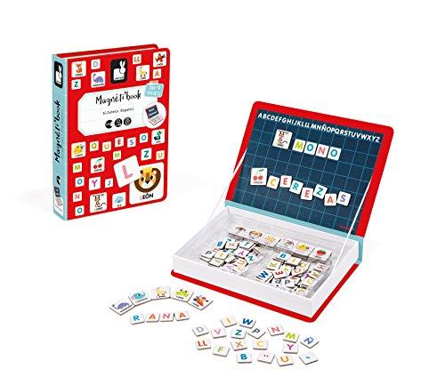 Magneti'book Janod EducativoVersion En Alfabeto Españolj02714 Juguete 0P8ONnwXk