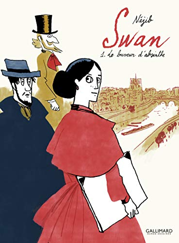 Swan (Tome 1) - Le buveur d'absinthe par Néjib