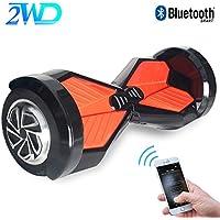 2WD Hoverboard ElektroScooter Rad-selbstausgleichender Roller Zwei mit Bluetooth und. LED-Licht-elektrischem Roller- UL bestätigte 2 * 350W