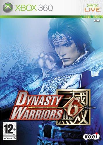 Dynasty Warriors 6 (xbox 360)