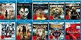 10er Real 3D Blu-ray Paket [10 3D Blu-rays] [10 DVDs]