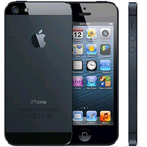 Apple iPhone 5 16GB (Black) - Unlocked Imported