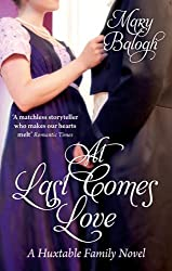 At Last Comes Love: Number 3 in series (Huxtable Quintet)