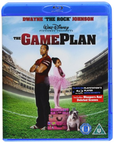 The Game Plan [Blu-ray] [UK Import]
