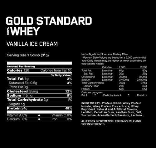 Zoom IMG-1 optimum 01282 whey gold integratore