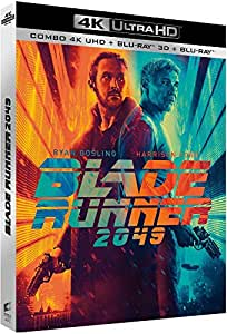 Blade Runner 2049 [4K Ultra HD + Blu-ray 3D + Blu-ray + Digital UltraViolet]