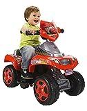 Feber Quad - Nitro Cars 2 Piles pour Enfants, 6V - 800007384