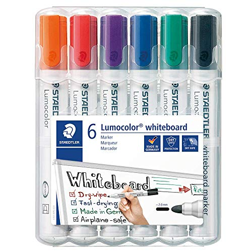 Staedtler 351 WP6 - Rotuladores pizarra