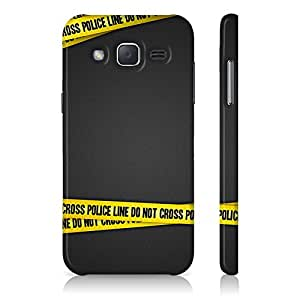 StyleStuffs Printed Back Case for Samsung Galaxy J7(2016)