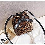 FHBDFJT Damenhandtaschen Einzelne Handschultertasche, schräge Form Einfache Tasche mit...