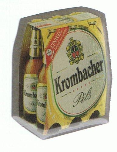 Preisvergleich Produktbild Krombacher - Pils - 6er Pack Flaschen - Pin