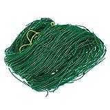 Homyl Pflanzennetz Ranknetz Rankhilfe für Kletterpflanzen,1.8x3.6m