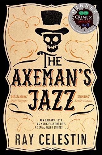 The Axeman's Jazz (City Blues Quartet) por Ray Celestin