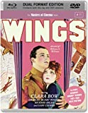 Wings (1927) [Blu-ray] [Import anglais]