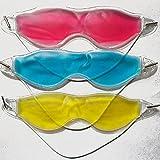 Gel Augenmaske; Kühlende Augenmaske für geschwollene Augen Oder Dunkle Augenringe. Zufällige Farbe.