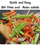 Quick and Easy  Stir-Fry and Asian Salads (Delicious Mini Book Book 9) (English Edition)