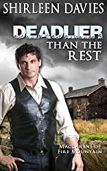 Deadlier than the Rest (MacLarens of Fire Mountain Book 5)