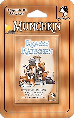 pegasus-spiele-17010g-munchkin-booster-krasse-katzchen-kartenspiel