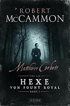 Bildergebnis für Matthew Corbett und die Hexe von Fount Royal