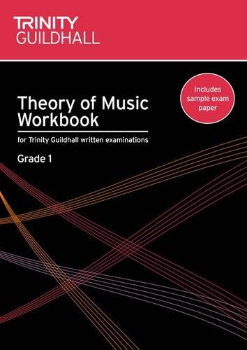 Theory of Music Workbook Grade 1 (Trinity Guildhall Theory of Music) thumbnail