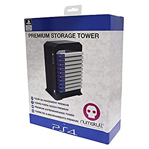 Official PS4 Premium Storage Tower