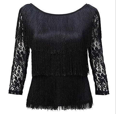 Costumes Avec Long Black Socks - Byjia Flux De Solel Robe De Danse
