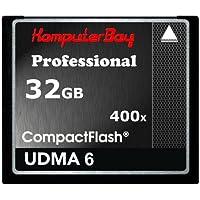Komputerbay 32GB professionale COMPACT FLASH CARD CF