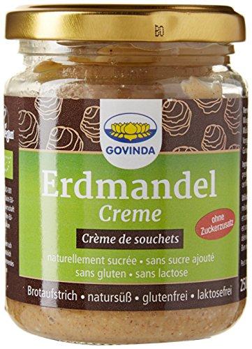 Govinda Pâte à Tartiner aux Amandes Entières Bio 250 g