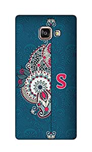 SWAG my CASE Printed Back Cover for Samsung Galaxy A7 2016