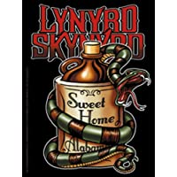 LYNYRD SKYNYRD Sweet Home Alabama, Officially Licensed Artwork, Premium Quality, 5