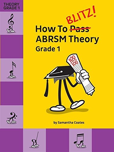 How To Blitz! ABRSM Theory Grade 1 by Samantha Coates (2016-09-05)