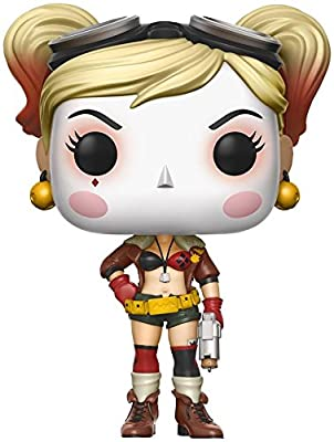 Harley Quinn DC Bombshells Vinyl Figure 166 Figurine de collection