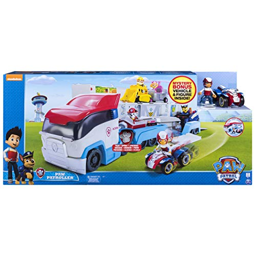 Spy Kids Kostüm - Paw Patrol 6024966 - Paw Patroller Teamfahrzeug