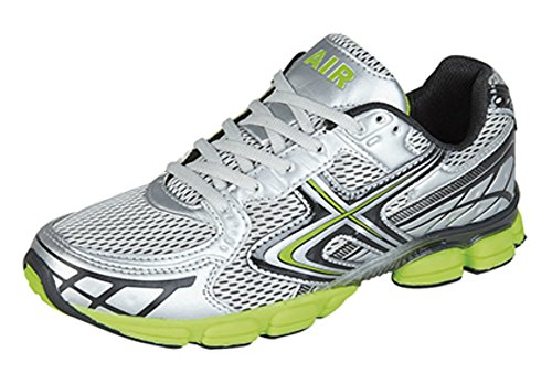 Mens Shock Absorbing Running Trainers Jogging Gym Trainer Size UK 3-12