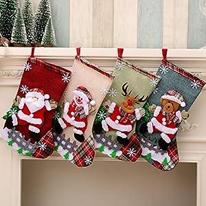 Medias de Navidad Bolsa de